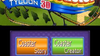 Скриншоты  игры RollerCoaster Tycoon 3D