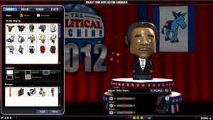 миниатюра скриншота The Political Machine 2012