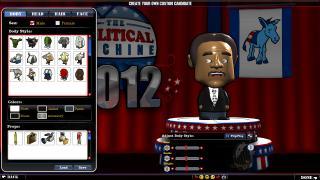 Скриншот Political Machine 2012, the
