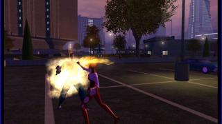 Скриншоты  игры City of Heroes