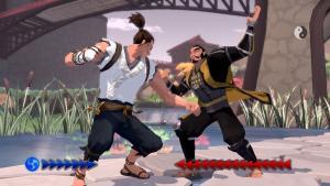 миниатюра скриншота Karateka (2012)