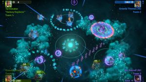 миниатюра скриншота Planets Under Attack