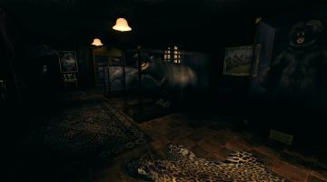 Скриншот Amnesia: A Machine for Pigs