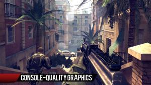 миниатюра скриншота Modern Combat 4: Zero Hour