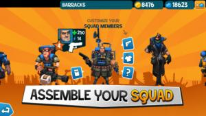 миниатюра скриншота RAD Soldiers