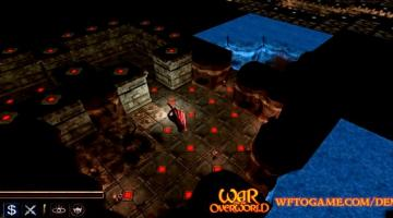 Скриншот War for the Overworld