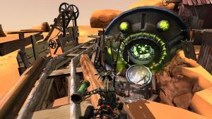 миниатюра скриншота Guns and Robots