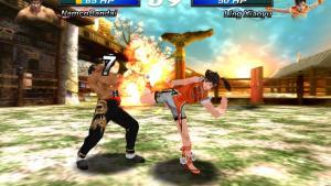 миниатюра скриншота Tekken Card Tournament
