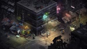 миниатюра скриншота Shadowrun Returns