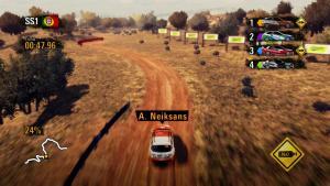 миниатюра скриншота WRC Powerslide