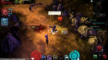 Скриншот Akaneiro: Demon Hunters