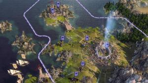 миниатюра скриншота Age of Wonders 3: Golden Realms Expansion
