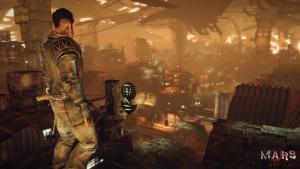 миниатюра скриншота Mars: War Logs