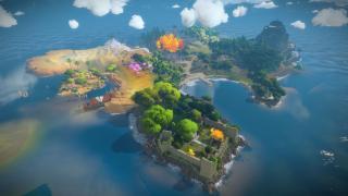 Скриншоты  игры Witness, the