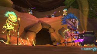 Скриншот WildStar