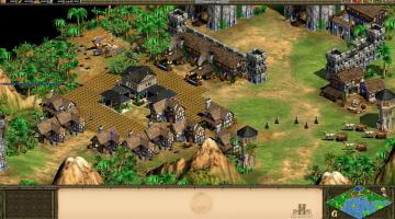Скриншот Age of Empires 2 HD