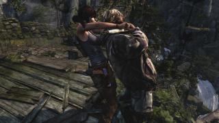 Скриншоты  игры Tomb Raider (2013)