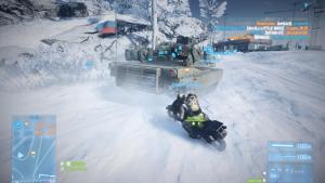 миниатюра скриншота Battlefield 3: Armored Kill