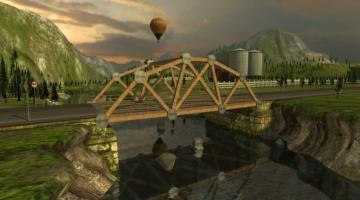 Скриншот The Bridge Project