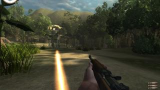 Скриншот Medal of Honor Pacific Assault