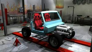 миниатюра скриншота Monster Garage The Game