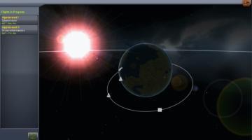 Скриншот Kerbal Space Program