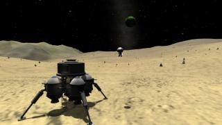 Скриншоты  игры Kerbal Space Program