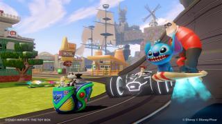 Скриншоты  игры Disney Infinity