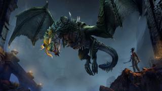 Скриншоты  игры Elder Scrolls Online, the