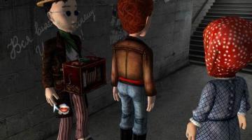 Скриншот Revolutionary Quest