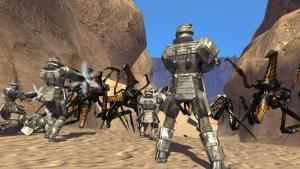 миниатюра скриншота Starship Troopers: Terran Ascendancy