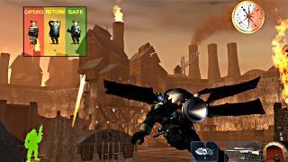 Скриншоты  игры Armed and Dangerous