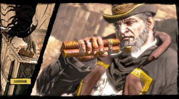 Скриншот Call of Juarez: Gunslinger