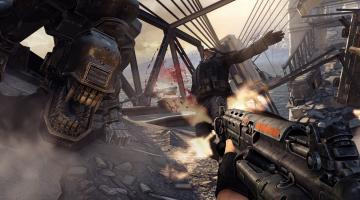 Скриншот Wolfenstein: The New Order