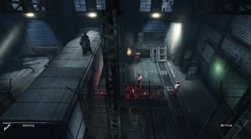Скриншот Batman: Arkham Origins - Blackgate