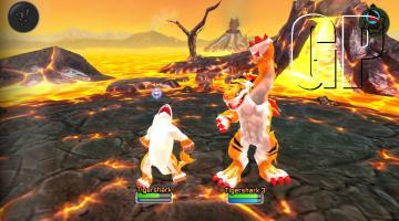 Скриншот Invizimals: The Alliance