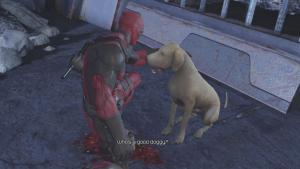 миниатюра скриншота Deadpool