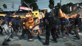 Скриншоты  игры Dead Rising 3