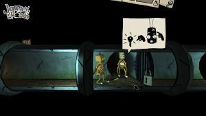 миниатюра скриншота Journey of a Roach