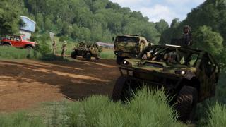 Скриншоты  игры Arma 3