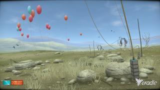 Скриншоты  игры Cradle