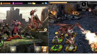 Скриншот Heroes of Dragon Age