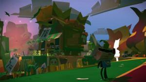 миниатюра скриншота Tearaway