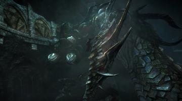 Скриншот Castlevania: Lords of Shadow 2