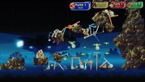 миниатюра скриншота Angry Birds: Star Wars