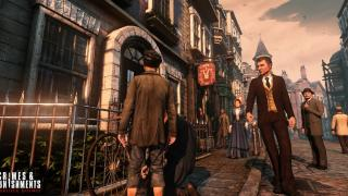 Скриншот Sherlock Holmes: Crimes and Punishments