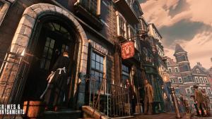 миниатюра скриншота Sherlock Holmes: Crimes and Punishments