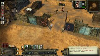 Скриншоты  игры Wasteland 2