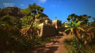 Скриншоты  игры Tropico 5