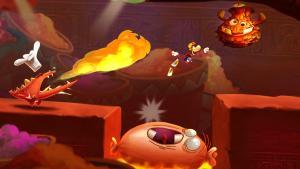 миниатюра скриншота Rayman Fiesta Run